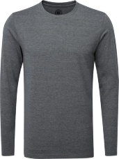 Футболка унисекс Russell  Men's Long Sleeve HD T